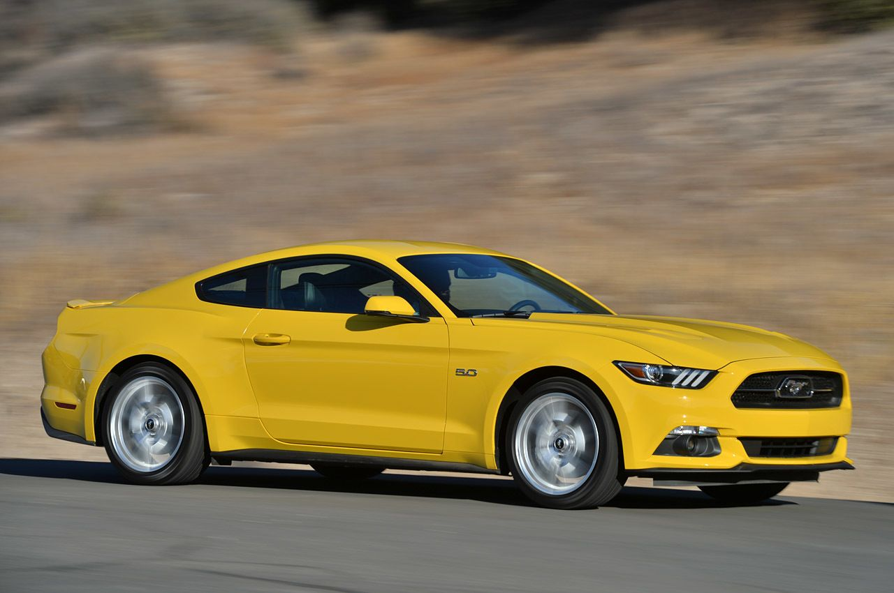2015 Ford Mustang First Drive Photo Gallery Autoblog