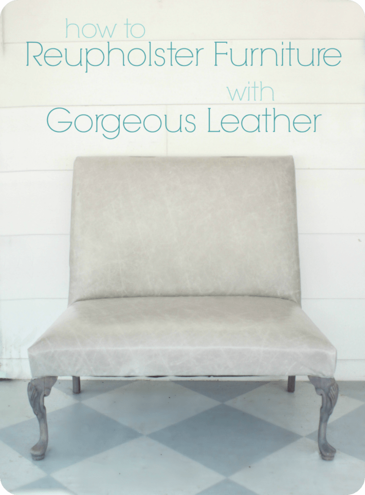 Best How To Reupholster Furniture With Gorgeous Leather Home 400 x 300