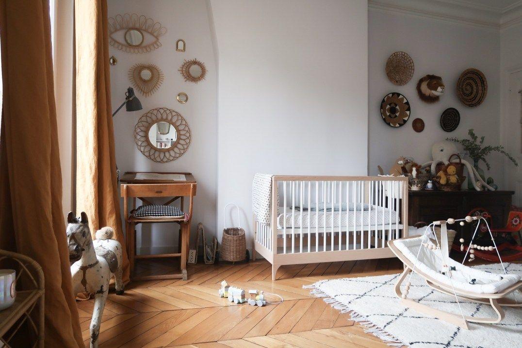 Visite De L Appartement Haussmannien A La Deco Orientale De Darya Kopp Decoration Interieure Tendance Decoration Maison Coussin Ferm Living