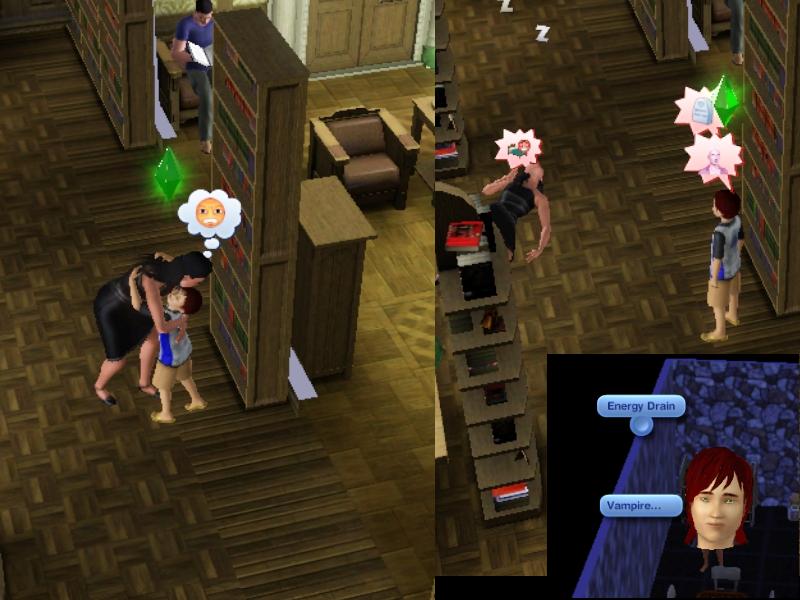 3 vampire mods sims Sims 3: