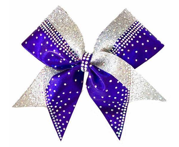 The Sweetheart II Cheerleading Bow