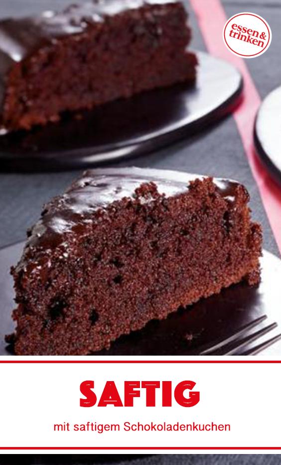 Photo of Recipe for juicy chocolate cake