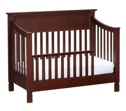 Larkin 4 In 1 Crib Larkin Crib Pottery Barn Crib 4 In 1 Crib