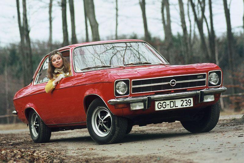 Opel Ascona A - jeździłem taką :)