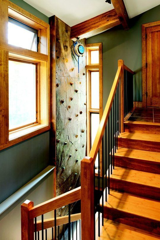 Home Climbing Walls For Kids, And Big Kids Too