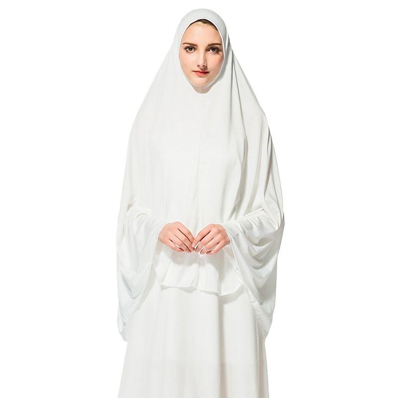 100/% Cotton Women India Turban African Headband Muslim Hijab Islamic Headscarf