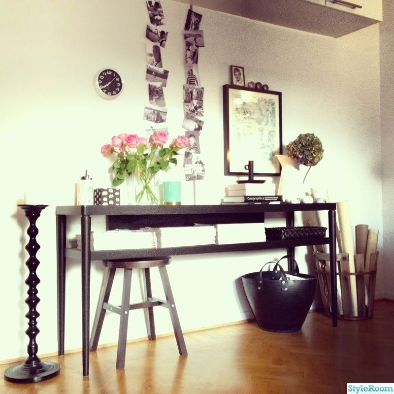 Visar lite bilder från vår lilla lägenhet. En del gamla bilder ligger kvar.
