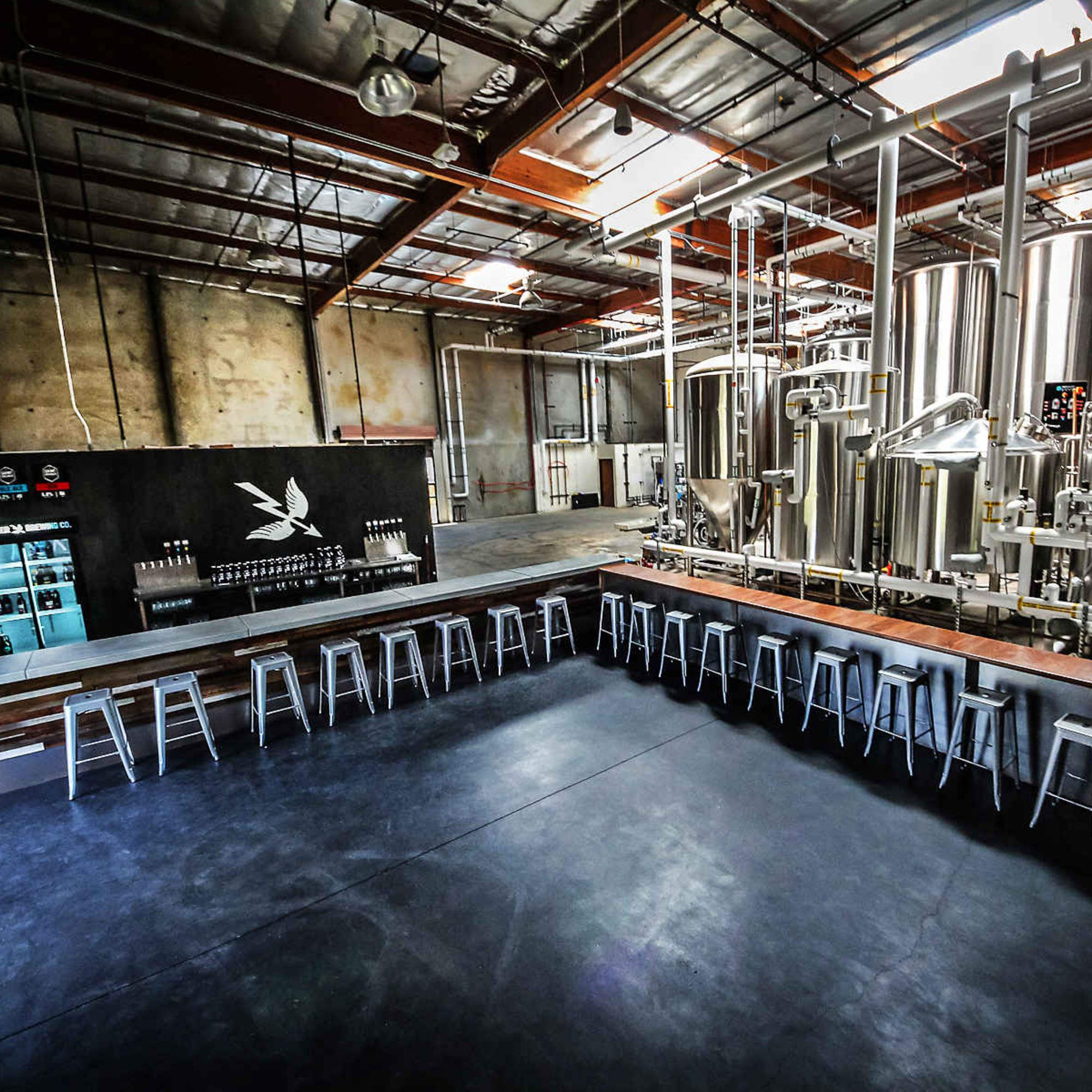 Tap Room On Pinterest Brewery Interior Tasting Room And