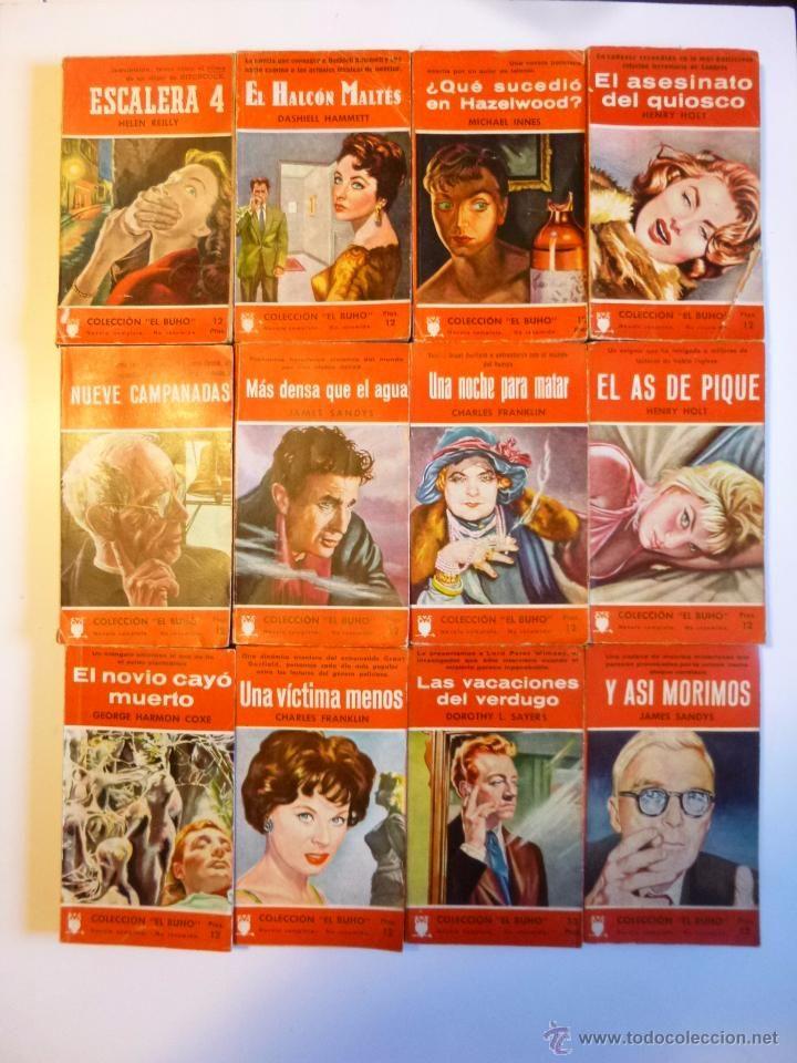 Cómics: COLECCIÓN EL BUHO. LOTE DE 85 NÚMEROS. EDICIONES G.P, 1956-1959 - Foto 13 - 53514690