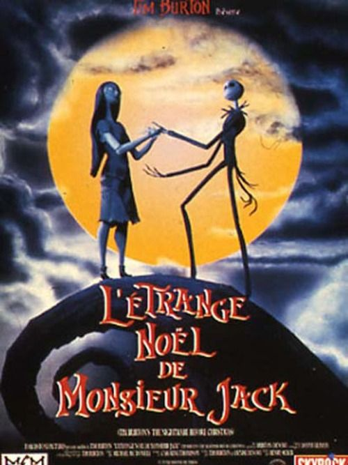 Nightmare Before Christmas In French.The French Title Of The Nightmare Before Christmas