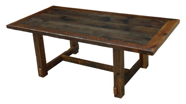 Barnboard+tables | Reclaimed Barnboard Table With Epoxy Finish