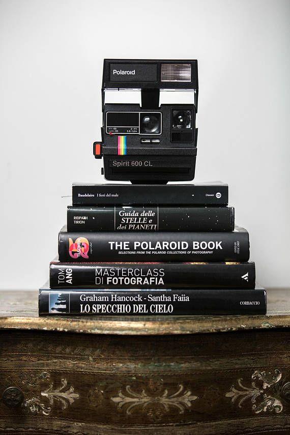 "Polaroid Spirit 600 CL by ""Les Folies Retro""."