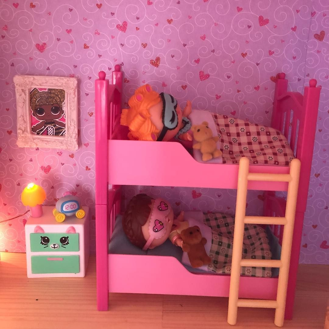 Finally Got Two Of The Sleepover Club For Our Bunk Beds I Was