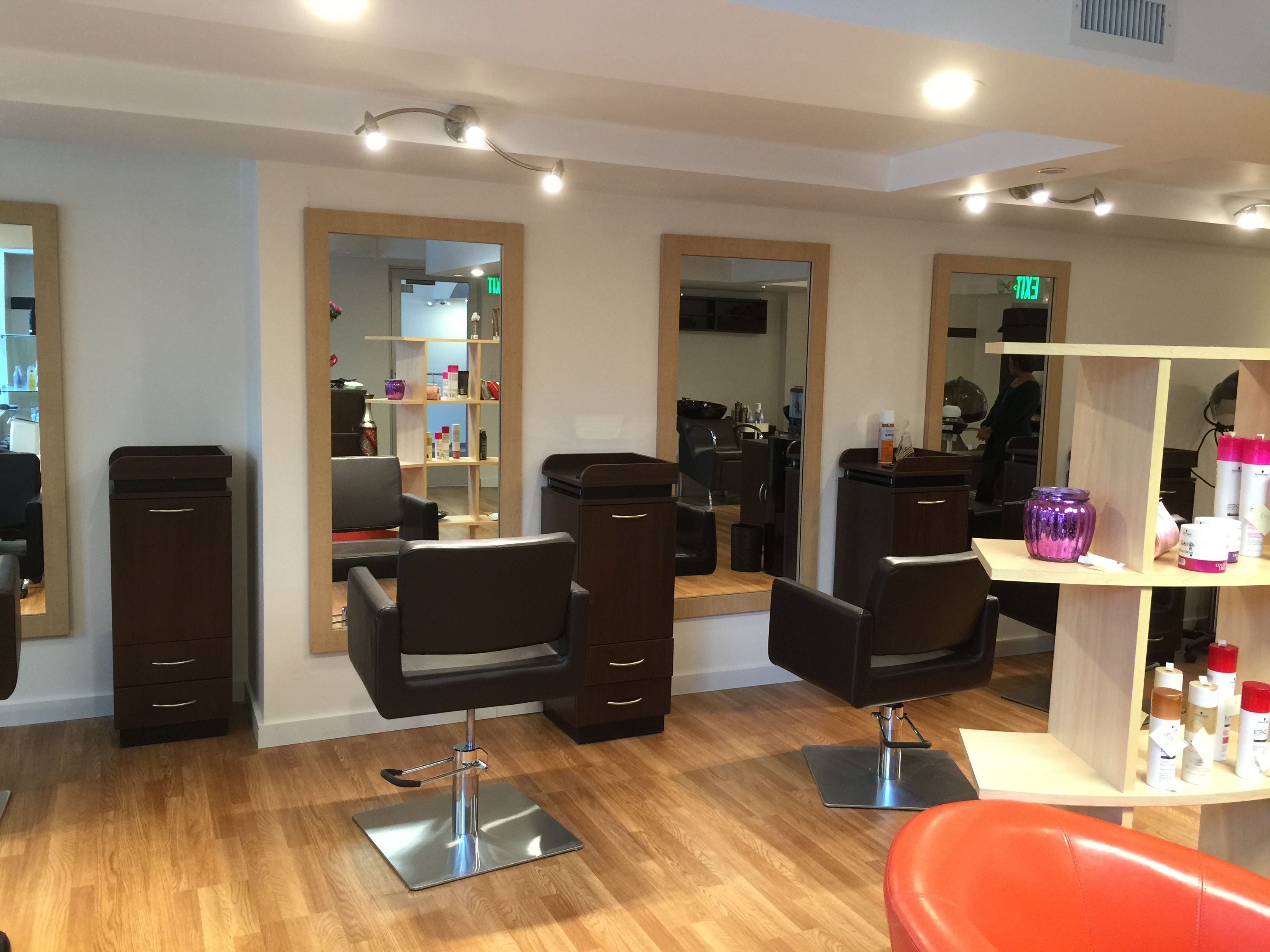 Nail Technician Station For Rent, Hair Styling Station For