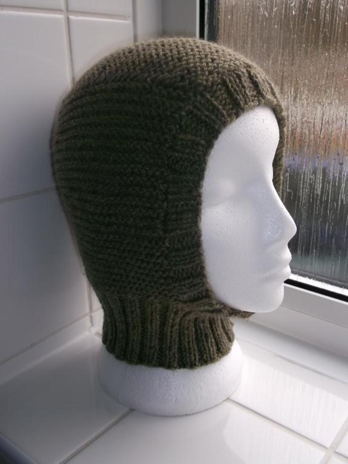 Balaclava | Craftsy | Knitting - Hats | Pinterest | Balaclava ...