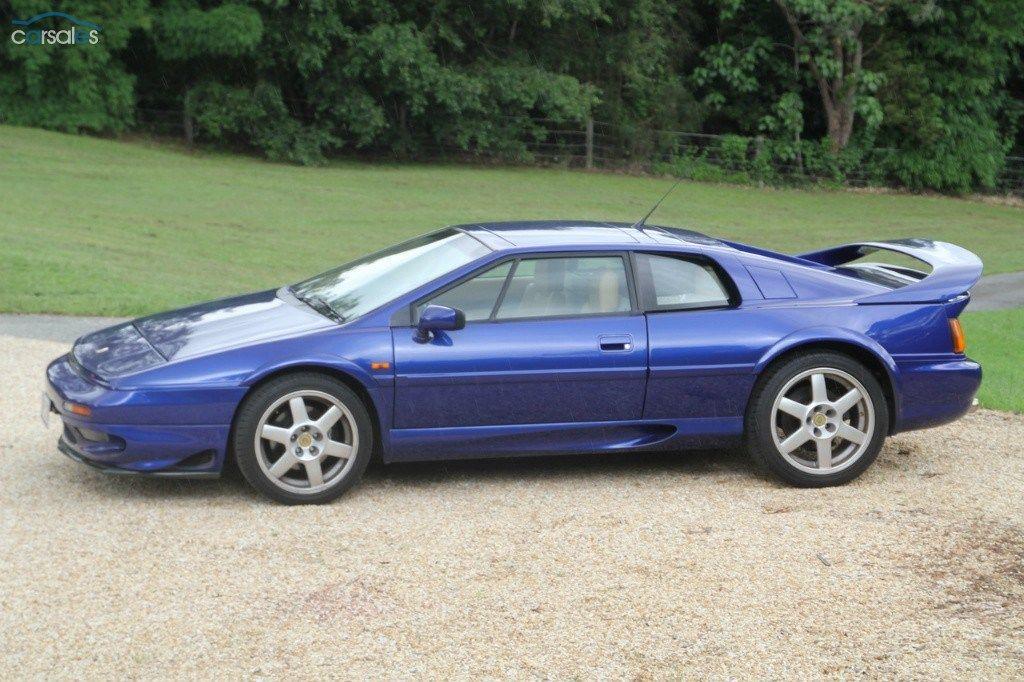 1997 lotus esprit v8 cars for sale used cars lotus esprit