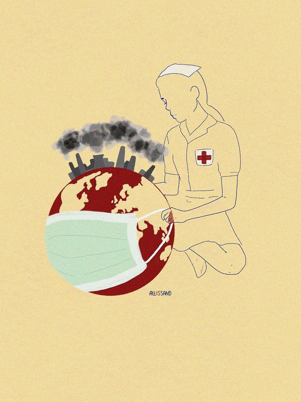 Las Ilustraciones De Alessandra Bruni Expresan Sentimientos Universales Cultura Inquieta Em 2020 Desenhos