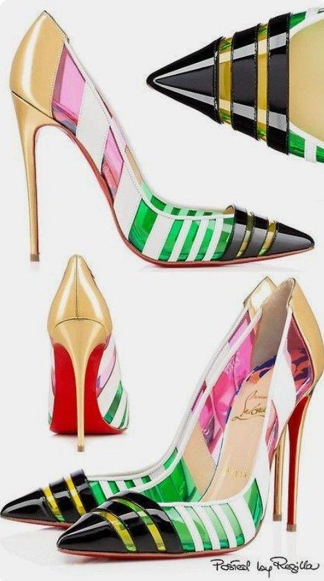 Pin De Alicia Loren En Loubs Tacones Zapatos De Tacon Zapatos