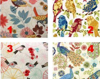 WILDLIFE Lamp Shade Fabric Collection 4 by VanityShadesofVegas