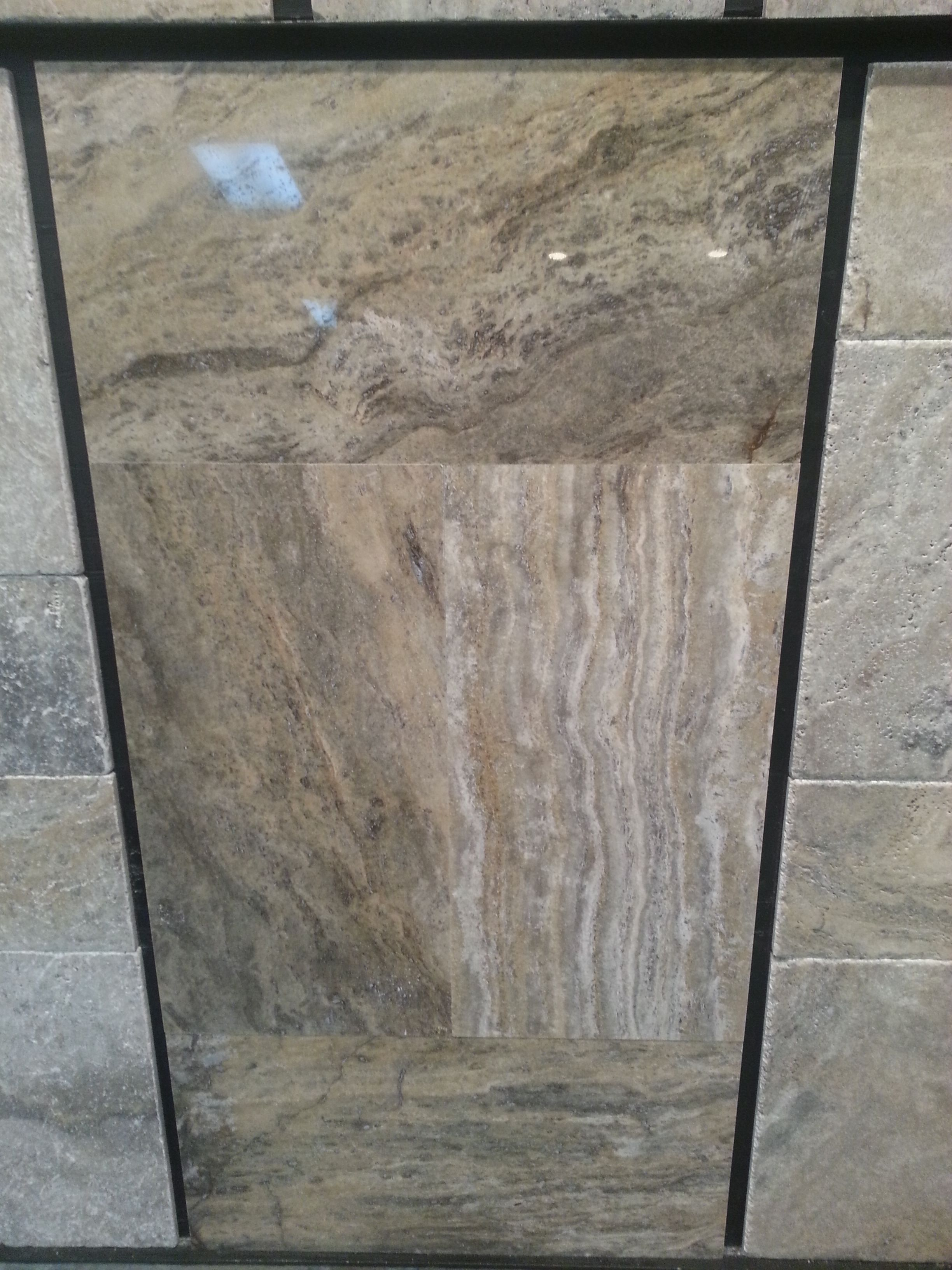 Silver vein cut 12x24 polished travertine tiles travertine tile silver vein cut 12x24 polished travertine tiles dailygadgetfo Gallery
