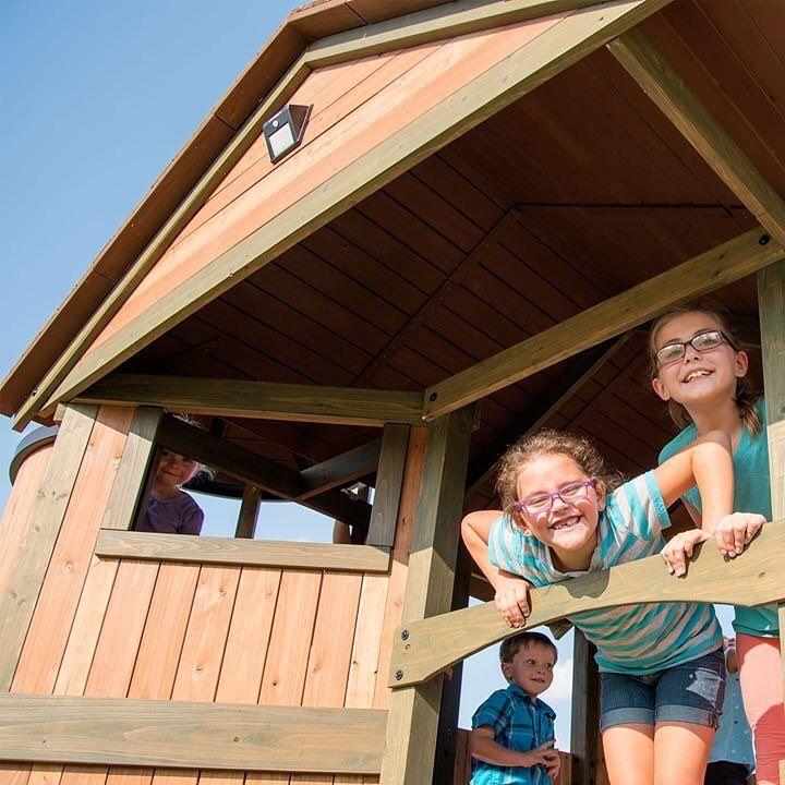 Play Houses, Backyard, Wooden