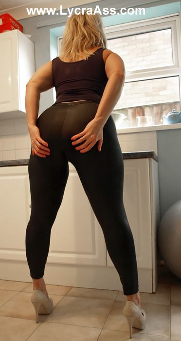 Sexy tight ass leggings