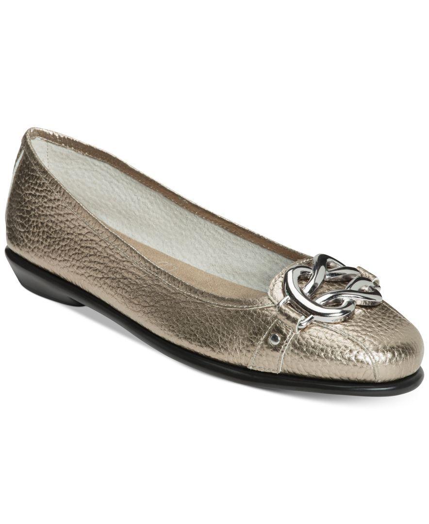 DV8 Shoes ARIA Flat Ballerina