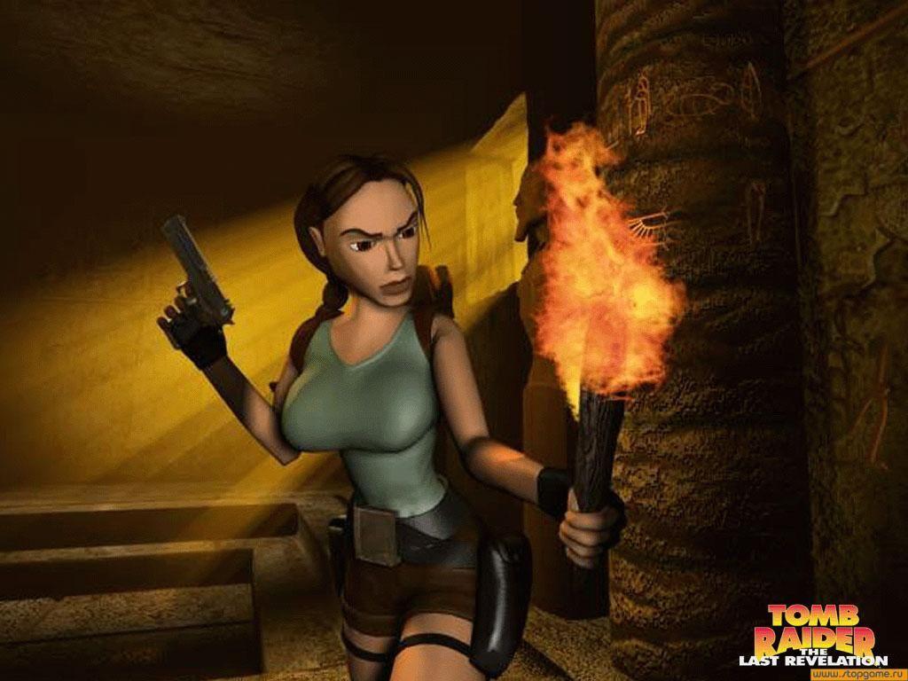 Lara Croft Number 4