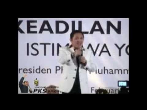 Ketua Fraksi Partai Keadilan Sejahtera Pks Hidayat Nur Wahid