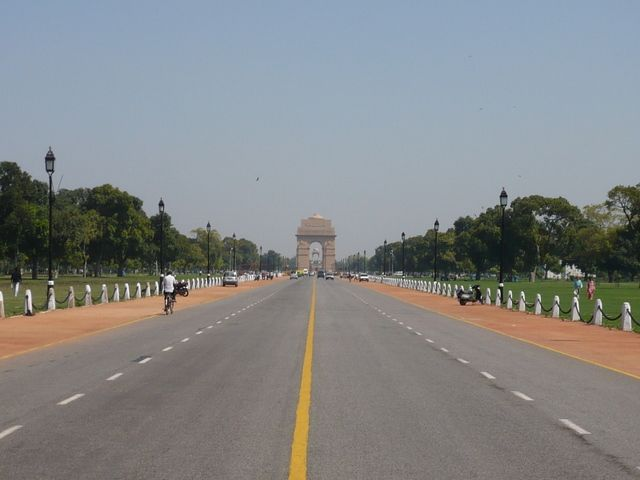 India Gate - Rajpath - New Delhi - India