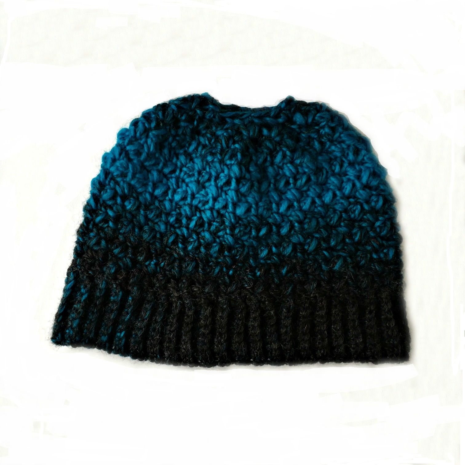 Quick and easy messy bun hat free crochet pattern easy messy quick and easy messy bun hat free crochet pattern bankloansurffo Image collections