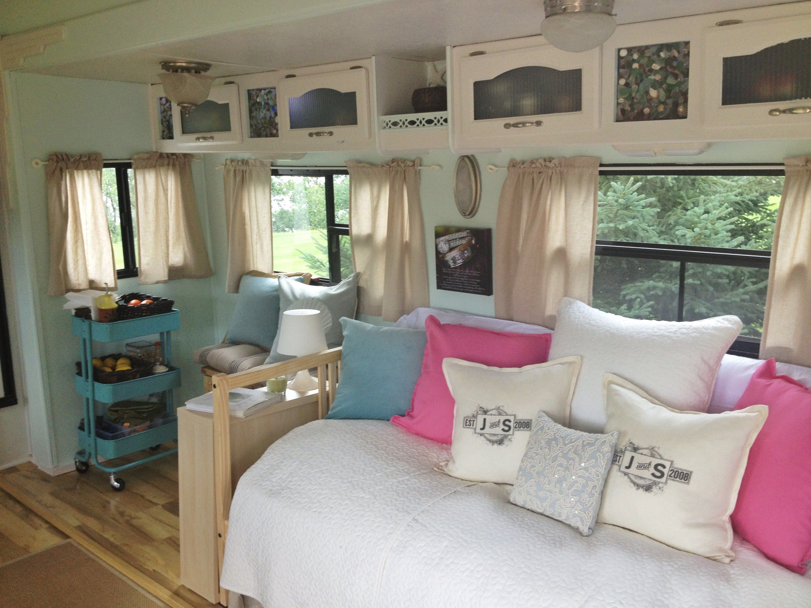 20 elegant motorhome interior design ideas motorhome interior and