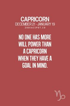 Capricorn on Pinterest | Zodiac Capricorn, Capricorn Facts and ...