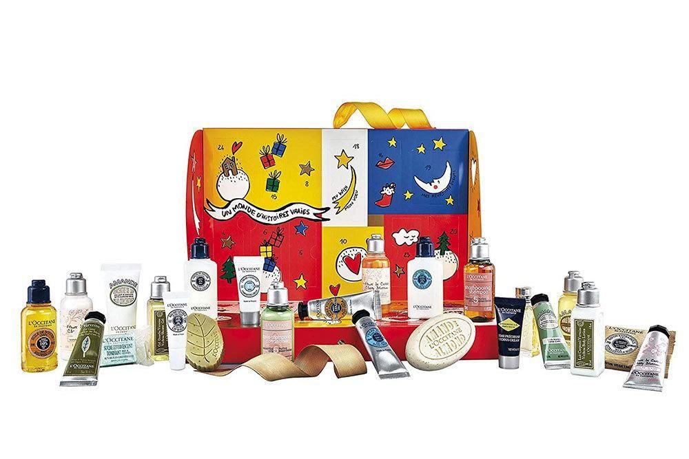 L Occitane Advent Calendar Holiday Gift Sets Beauty Advent Calendar Best Beauty Advent Calendar