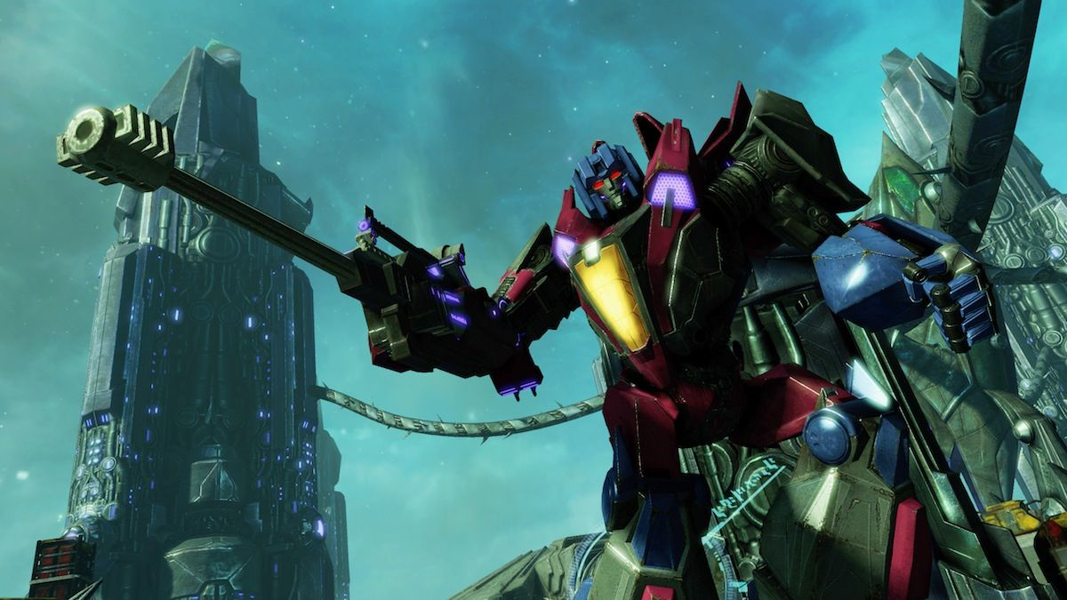 Transformers fall of cybertron Starscream | Games and