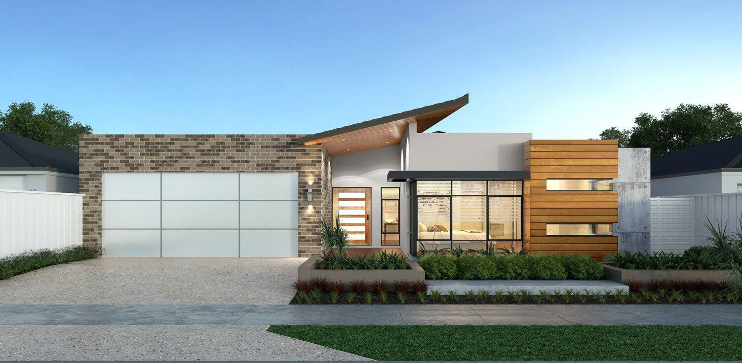 Single Storey (com imagens) | Fachadas de casas, Fachadas de casas  pequenas, Casas