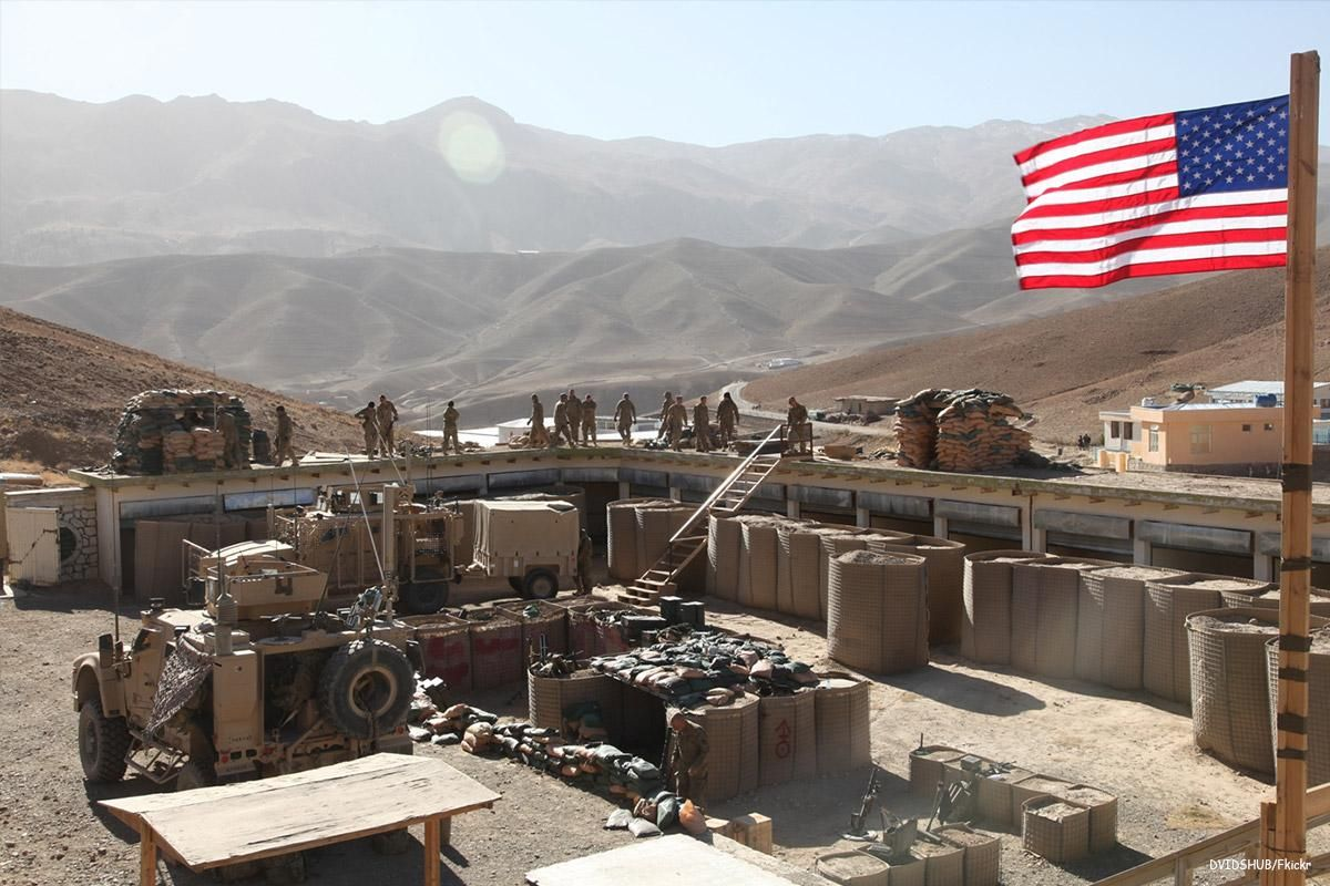 Us Builds Permanent Military Base In Israel With Images
