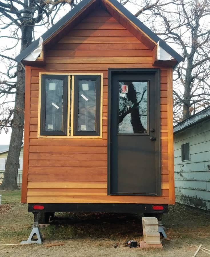 My Loss Is Your Gain Tiny House Shell For Sale In Springdale Arkansas Tiny House Listings In 2020 Tiny House Listings Listing House House