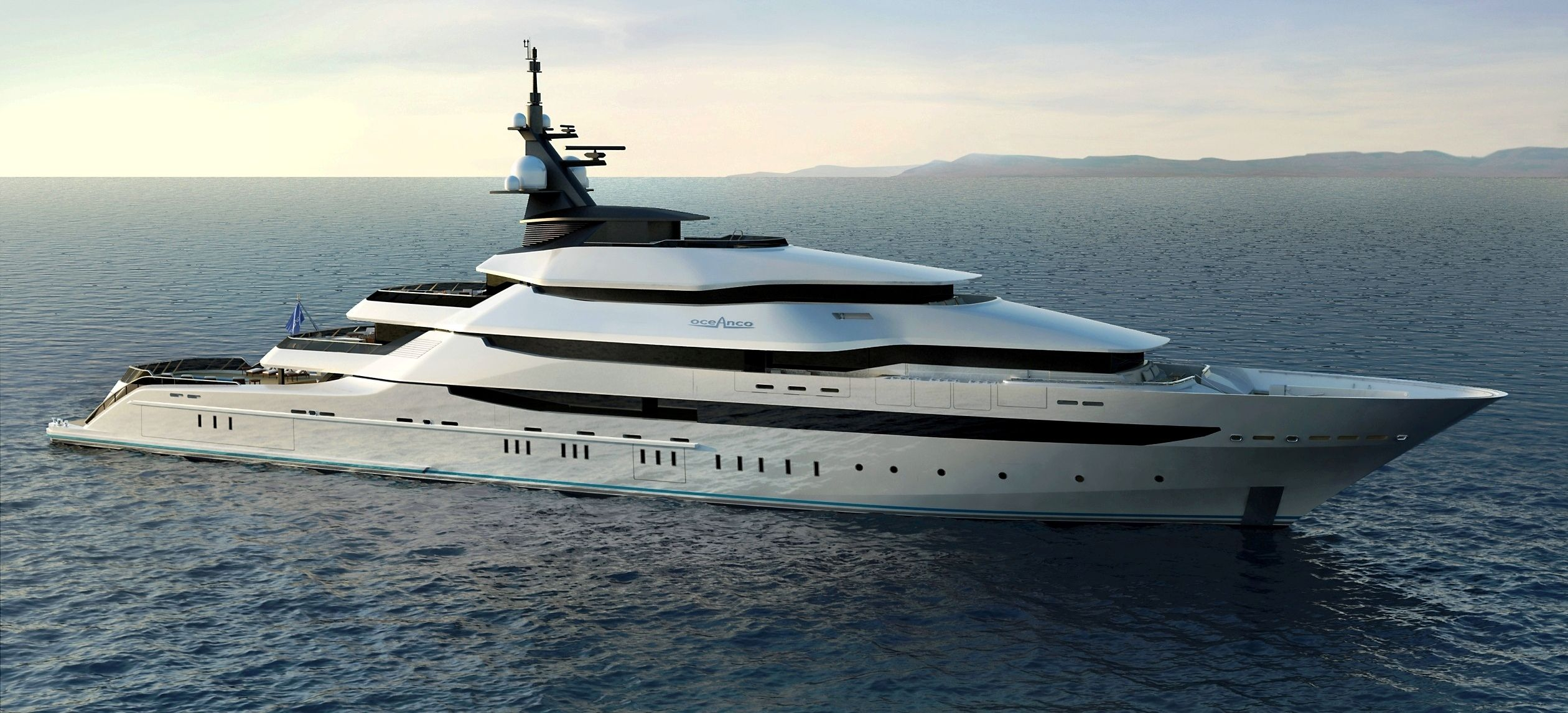 George Clooney New Yacht Useful In His Fight Against Hunger And