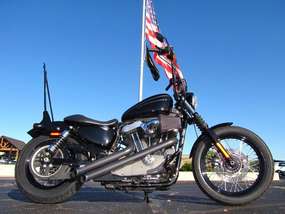 Details about 2008 Harley-Davidson Sportster XL 1200N