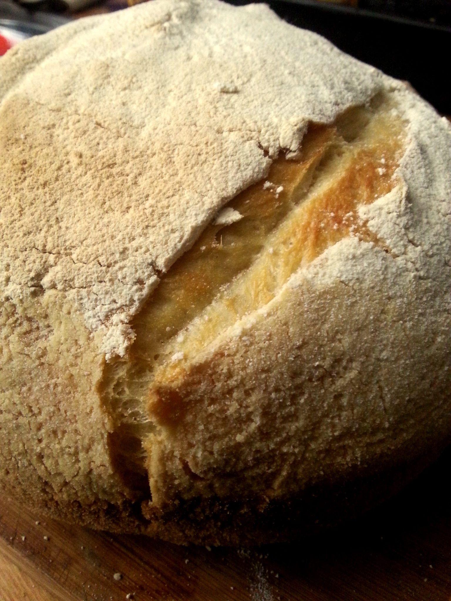 recipe: sourdough potato bread starter [24]