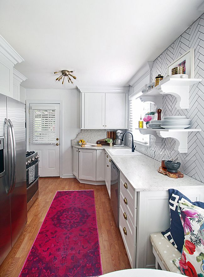 Creating a Cohesive Home with Color // A Home Tour | Cosas para la ...