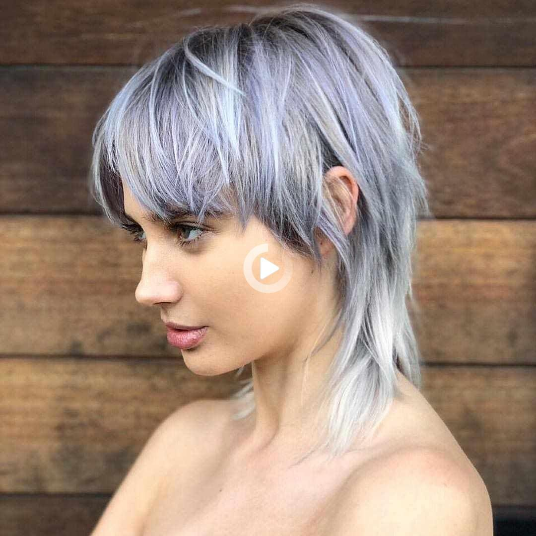 11+ Mullet for thin hair ideas in 2021