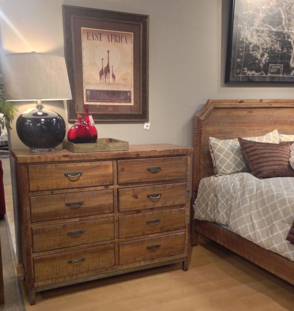 Fanzere Dresser Bed Bedroom Dresser Urbanology