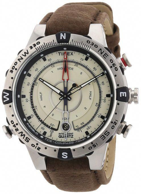 Timex Mens Expedition E Tide Compass Watch 2015 Compass Watc