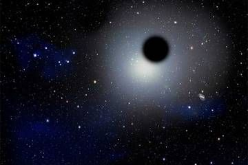 Rogue Black Holes When Galaxies Collide Black Holes Can Get