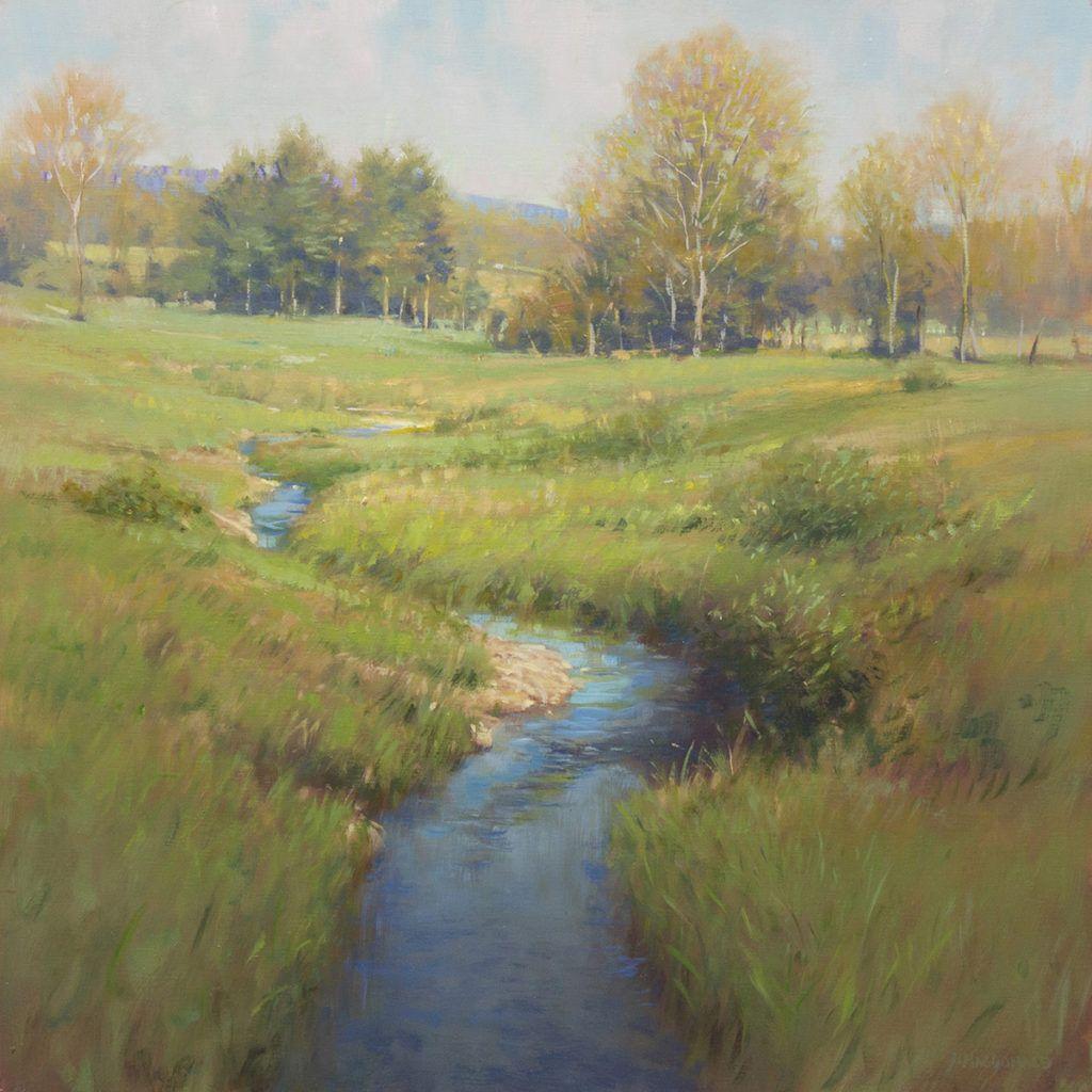 John macdonald warm springs gallery landscape
