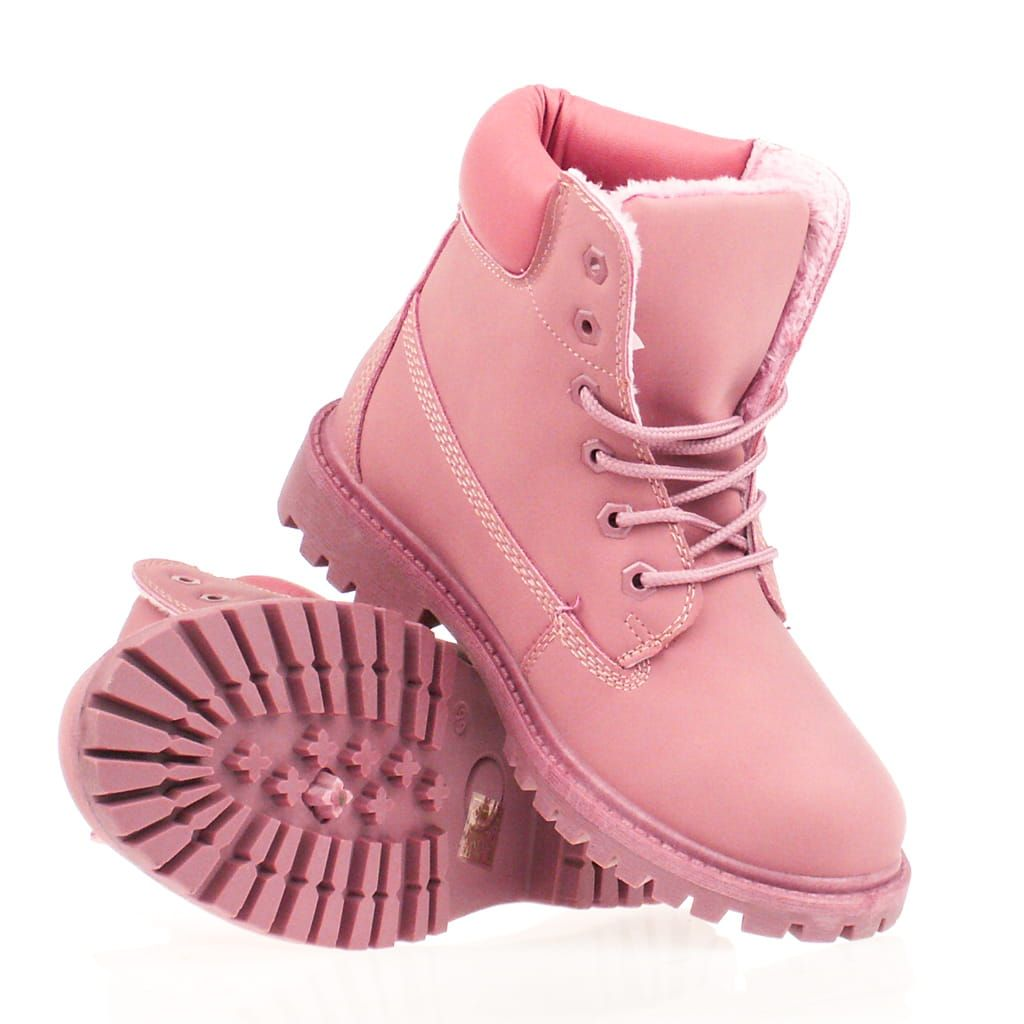 Ocieplane Timberki Rose Timberland Boots Boots Shoes