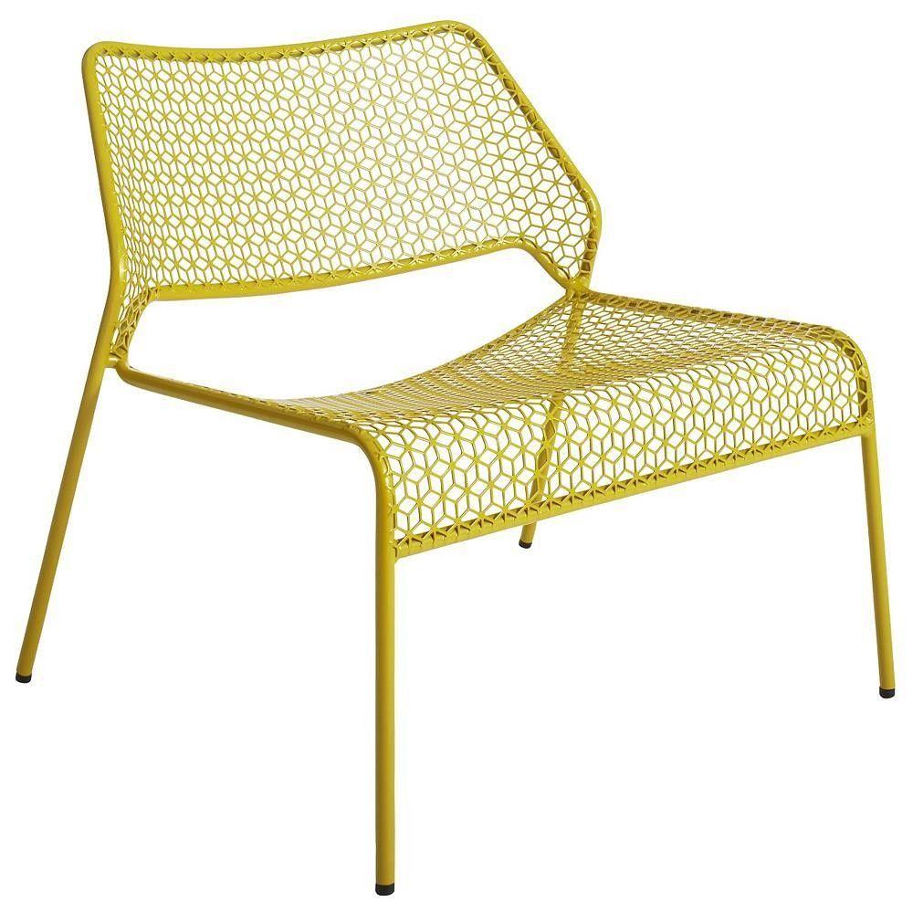 Elegant Hot Mesh Lounge Chair By Blu Dot By Lumens