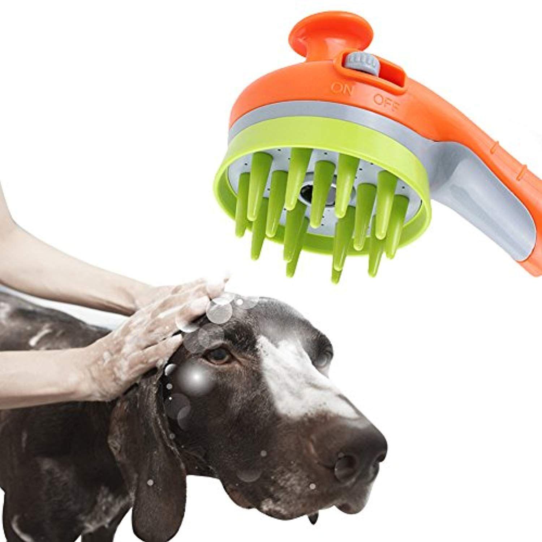 Awakingdemi Pet Shower Head Dog Bath Massage Bathing Tool Anti